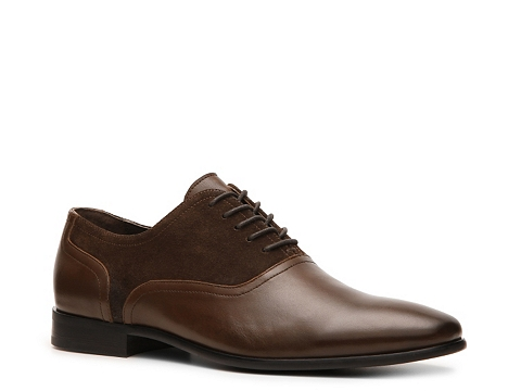 Pantofi Aston Grey - Nichols Oxford - Brown