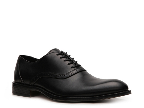 Pantofi Aston Grey - Drake Oxford - Black