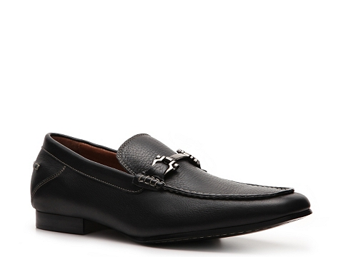 Pantofi Aston Grey - Navarro Loafer - Black