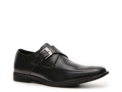 Pantofi Aston Grey - Fairfield Slip-On - Black