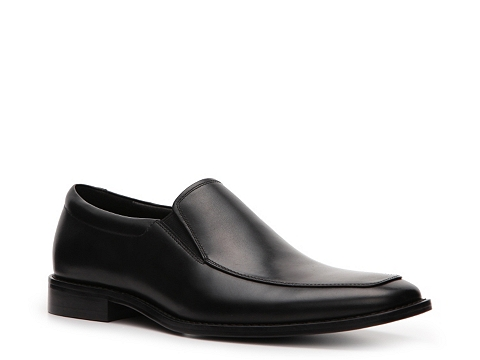 Pantofi Aston Grey - Aston Slip-On - Black