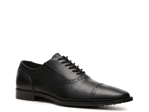 Pantofi Aston Grey - Hunter Oxford - Black