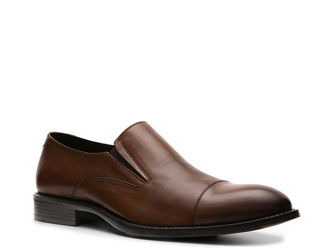 Pantofi Aston Grey - Mitchell Slip-On - Burnished Brown