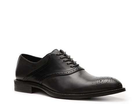 Pantofi Aston Grey - Archer Oxford - Charcoal/Black