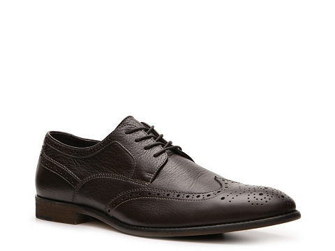 Pantofi Aston Grey - Jennings Wingtip Oxford - Brown