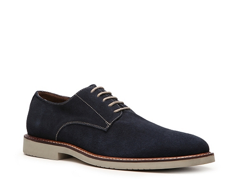 Pantofi Aston Grey - Dien Oxford - Navy Blue