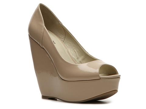 Pantofi Zigi Soho - Rush Wedge Pump - Blush