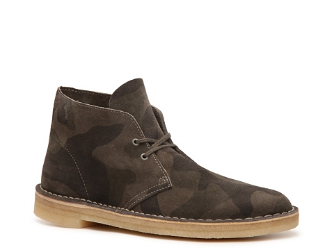 Ghete Clarks Originals - Desert Boot - Camouflage