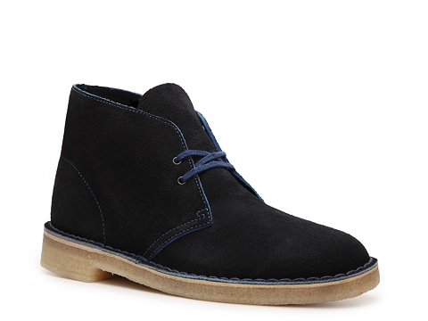 Pantofi Clarks Originals - Desert Boot - Blue