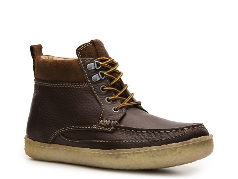 Ghete Clarks Originals - Suomi Guide Boot - Brown