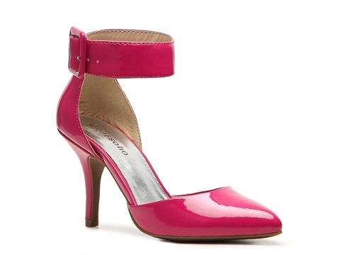 Pantofi Zigi Soho - Roxie Patent Pump - Fuchsia