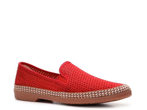 Pantofi KG by Kurt Geiger - Reina Loafer - Red/Tan/White