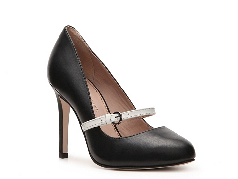 Pantofi Kurt Geiger - KG  Leather Pump - Black