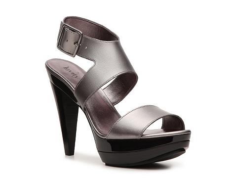 Sandale Levity - Austin Platform Sandal - Pewter