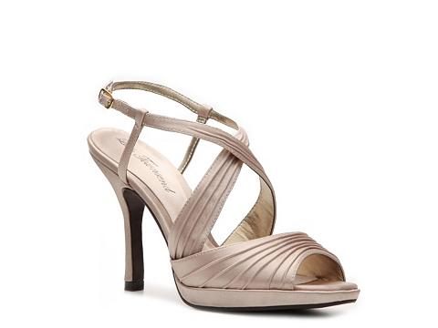 Sandale Lulu Townsend - Romeo Platform Sandal - Ivory