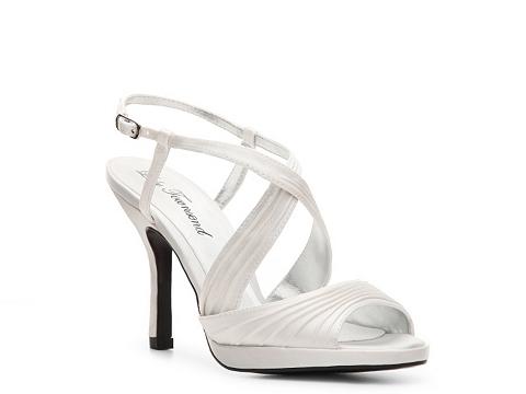 Sandale Lulu Townsend - Romeo Platform Sandal - White