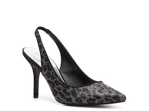 Pantofi Lulu Townsend - Cinelli Sandal - Leopard