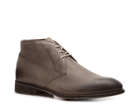 Ghete Mike Konos - Leather Chukka Boot - Grey