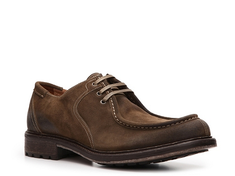 Pantofi Mike Konos - Wallaby Oxford - Tan