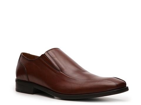 Pantofi Mike Konos - Bradley Slip-On - Brown