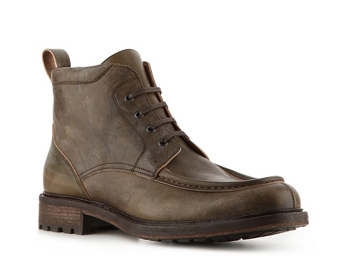 Ghete Mike Konos - Military Boot - Burnished Olive Brown