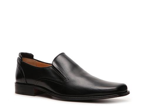 Pantofi Mercanti Fiorentini - Classic Slip-On - Black