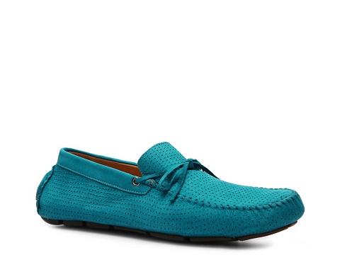 Pantofi Mercanti Fiorentini - Tony Camp Loafer - Turquoise