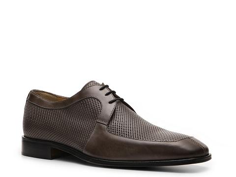 Pantofi Mercanti Fiorentini - Perforated Oxford - Grey