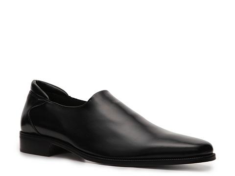 Pantofi Mercanti Fiorentini - Enzo Slip-On - Black