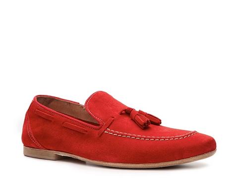 Pantofi Mercanti Fiorentini - Tassel Loafer - Red