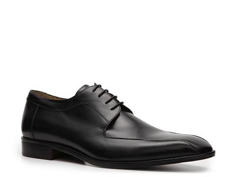 Pantofi Mercanti Fiorentini - Bike Toe Oxford - Black