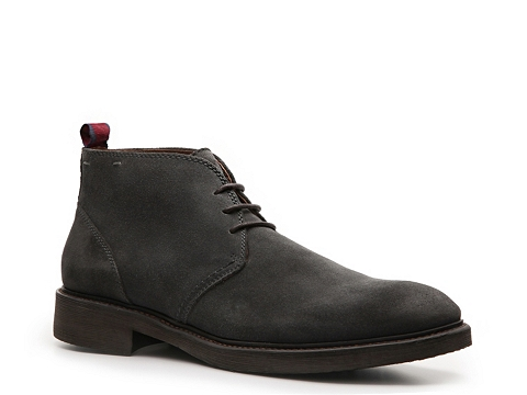 Ghete Natha Studio - Suede Chukka Boot - Grey