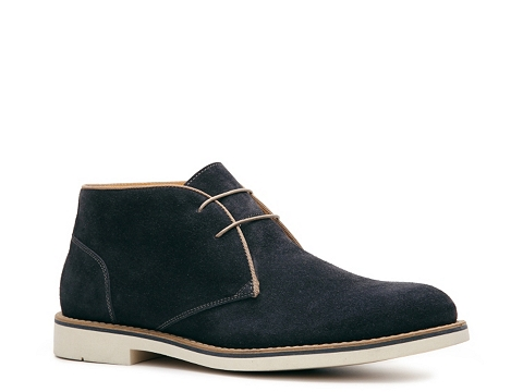 Ghete Natha Studio - Phil Chukka Boot - Navy Blue