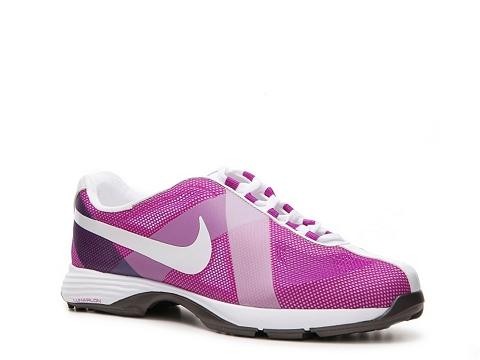 Adidasi Nike Golf - Nike Lunar Summer Lite Golf Shoe - Womens - Purple/White/Grey