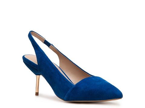Pantofi Obsession Rules - Nadia Pump - Royal Blue