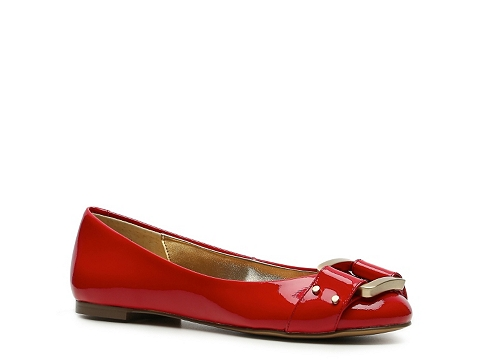 Balerini Obsession Rules - Emily Flat - Red