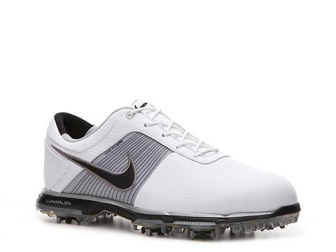 Pantofi Nike Golf - Nike Lunar Control Golf Shoe - Mens - White/Black/Grey