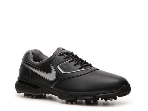 Pantofi Nike Golf - Nike Heritage Golf Shoe - Mens - Black