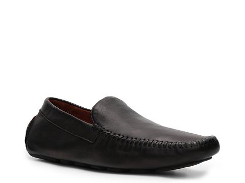 Pantofi Robert Zur - Venetian Loafer - Black