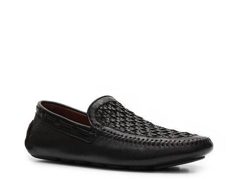Pantofi Robert Zur - Madras Glove Loafer - Black