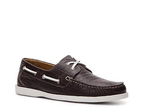 Pantofi Robert Zur - Porto Boat Shoe - Brown