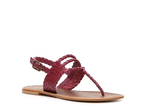 Sandale Restricted - Devotion Flat Sandal - Fuchsia