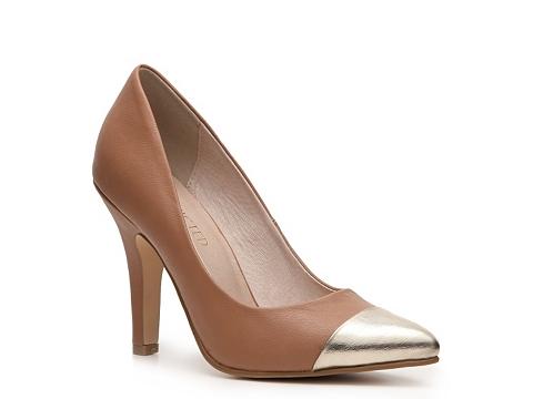 Pantofi Restricted - Just Dance Pump - Camel