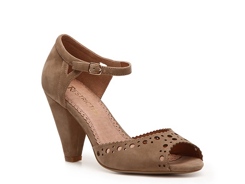 Pantofi Restricted - Denver Pump - Taupe