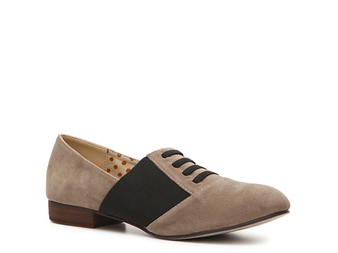 Balerini Restricted - Rockie Oxford Flat - Taupe