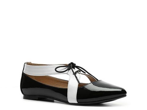 Balerini Restricted - Goody Flat - Black/White