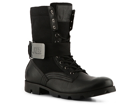 Ghete J75 by Jump - Strong Boot - Black