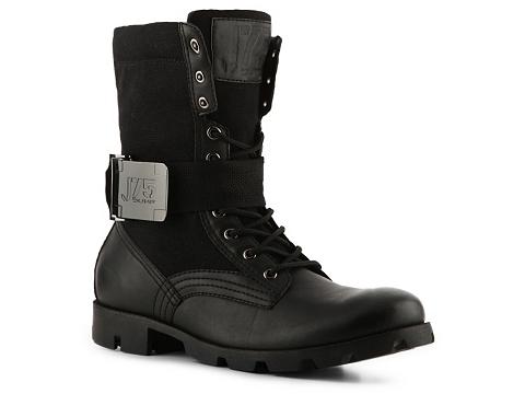 Pantofi J75 by Jump - Strong Boot - Black