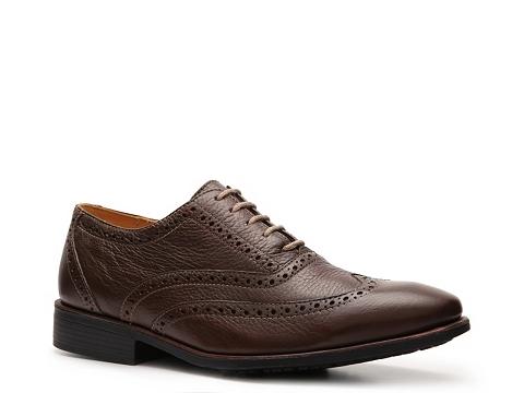 Pantofi Sandro Moscoloni - Milton Wingtip Oxford - Brown