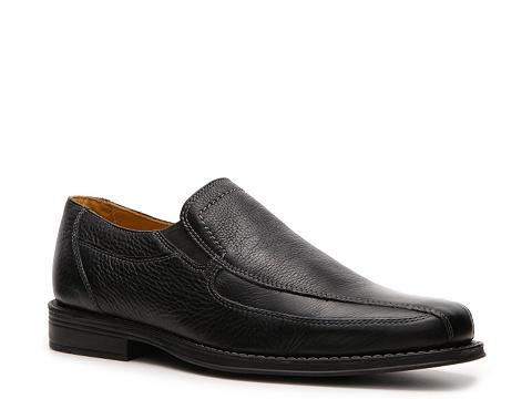 Pantofi Sandro Moscoloni - Warren Slip-On - Black
